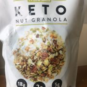 Best Low Carb and Keto Granola