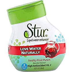 Stur Water Enhancer Freshly Fruit Punch